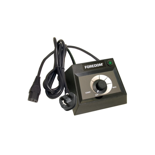 Foredom LX Motor Control Dial with UK Plug