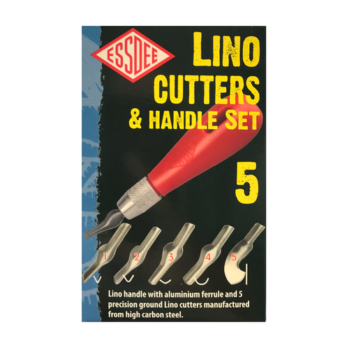 Included cutter shapes