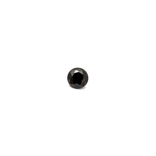 Black Round Stone