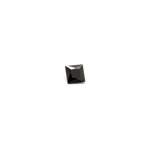 Black Square Stone