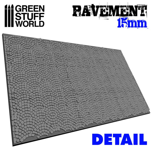 Texture Rolling Pin - Pavement