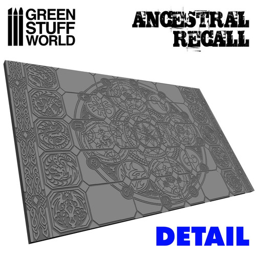 Full ancestral recall texture