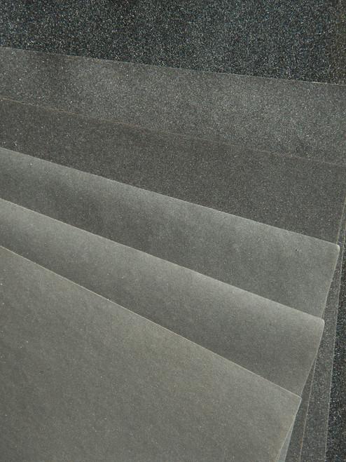 Brown Latex sandpaper.