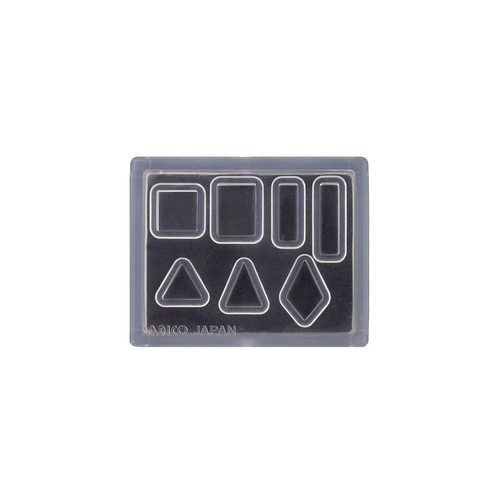 Padico Simple Shapes Mould for resin
