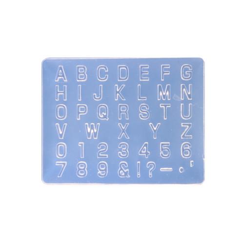 Art Clay Exclusive Mould - Alphabet (Capital Letters)