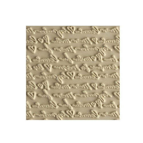 Mega Texture Tile - Sincerely Yours