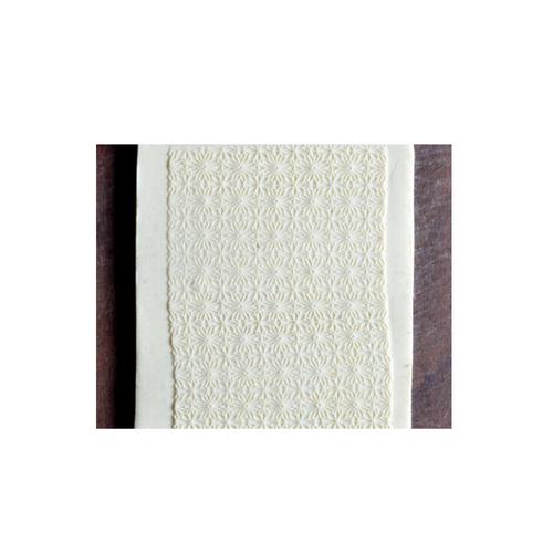 Acrylic Texture Fine Line Roller (KRFL) - Beautiful Symmetry - 7.5cm - Example