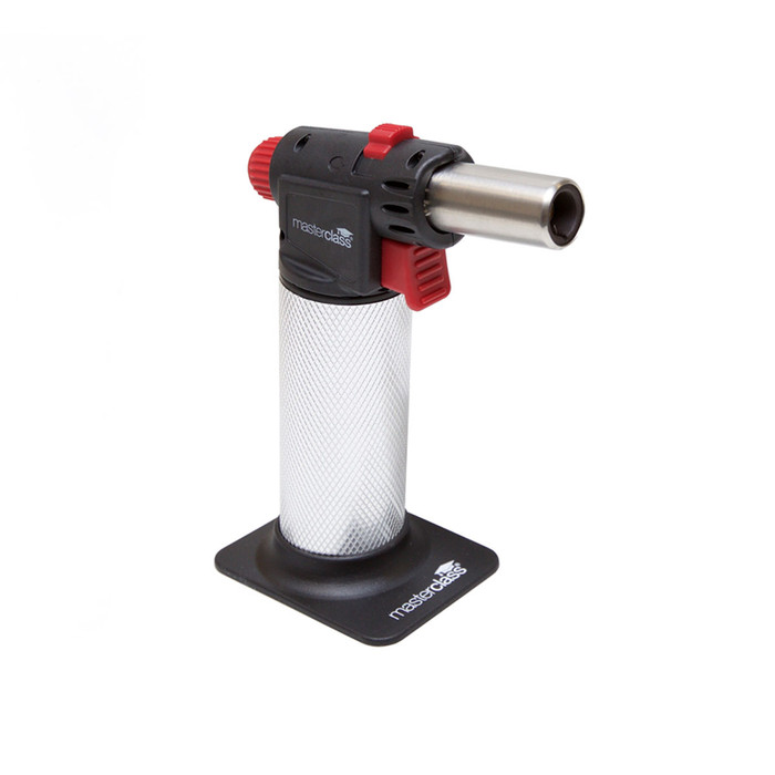 Handheld Gas Torch Deluxe Large Flame - LOWERED PRICE