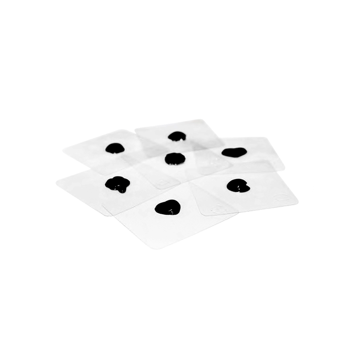Plastic Mould Plates - 7 Shapes