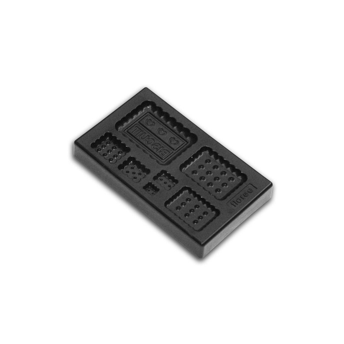 Lovely Sweets Series Mould - Small & Medium Biscuit