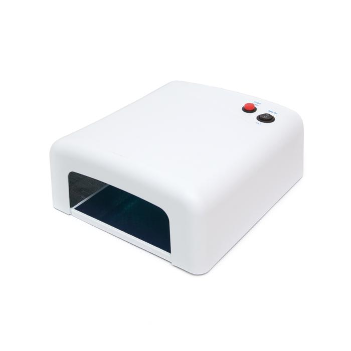 Professional UV Light Box - White