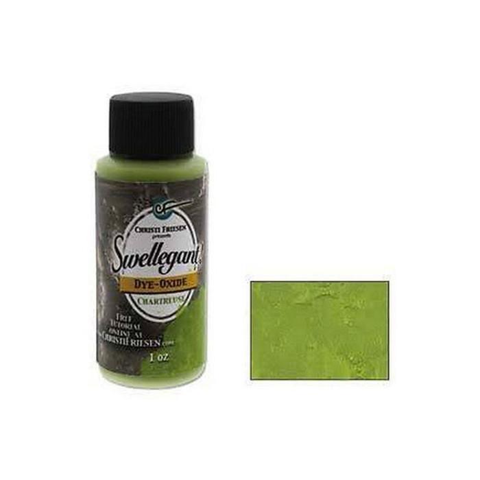 Swellegant Dye-Oxide Chartreuse 1oz
