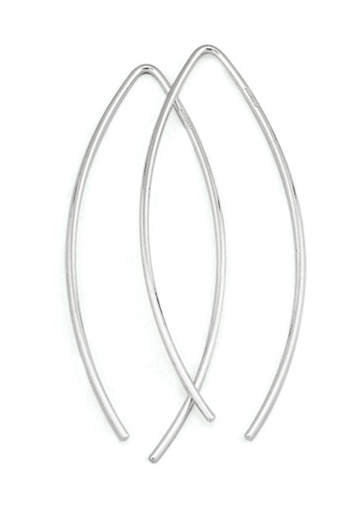 Long 'V' Earwire - Pack of 3 Pairs