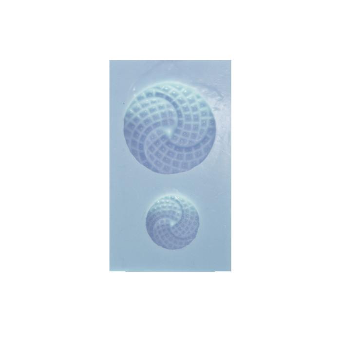 Prometheus Rosette Silicone Mould No.2