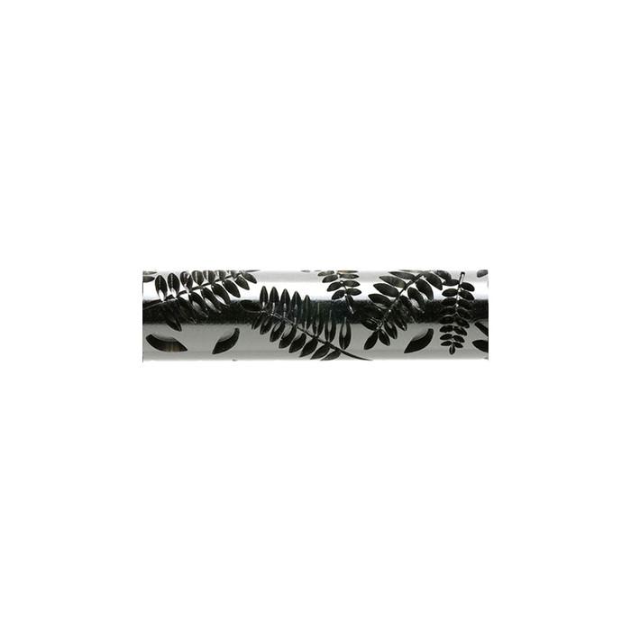 Acrylic Texture Roller - Fern Leaves 5cm