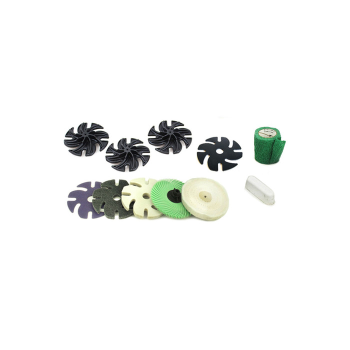 JoolTool Add-on: Metal Clay & Jewellery Polishing Set