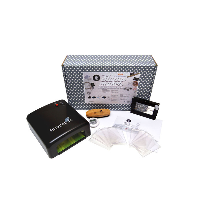 Stampmaker CLEAR Kit - with UV Box