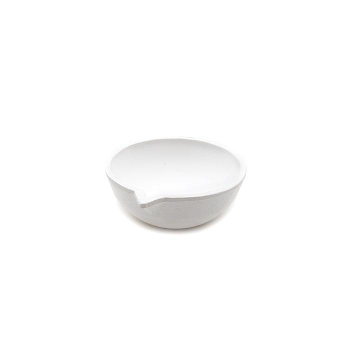 Crucible Alumina Ceramic, 7.62cm