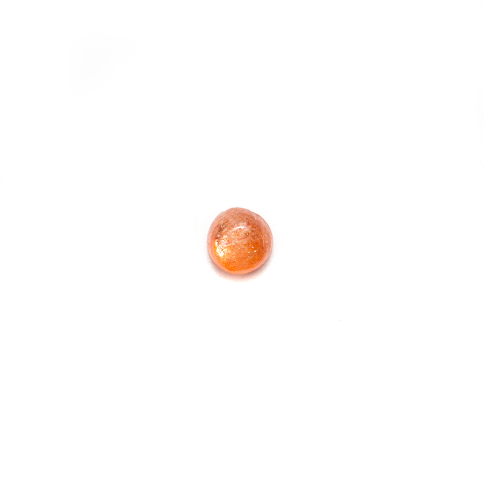 Round Cabochon - Sunstone - 3mm