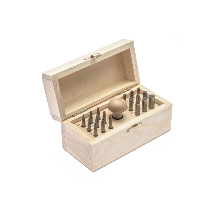 Bezel/Prong Pusher Set - 18pc