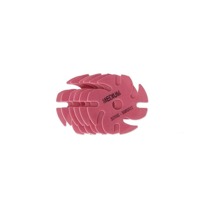 JoolTool Trizact 3M Abrasive 20 Micron Pink - 6 pk