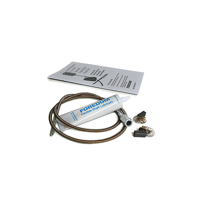 Foredom Flexible Shaft Maintenance Kit for Series TX and LX Motors