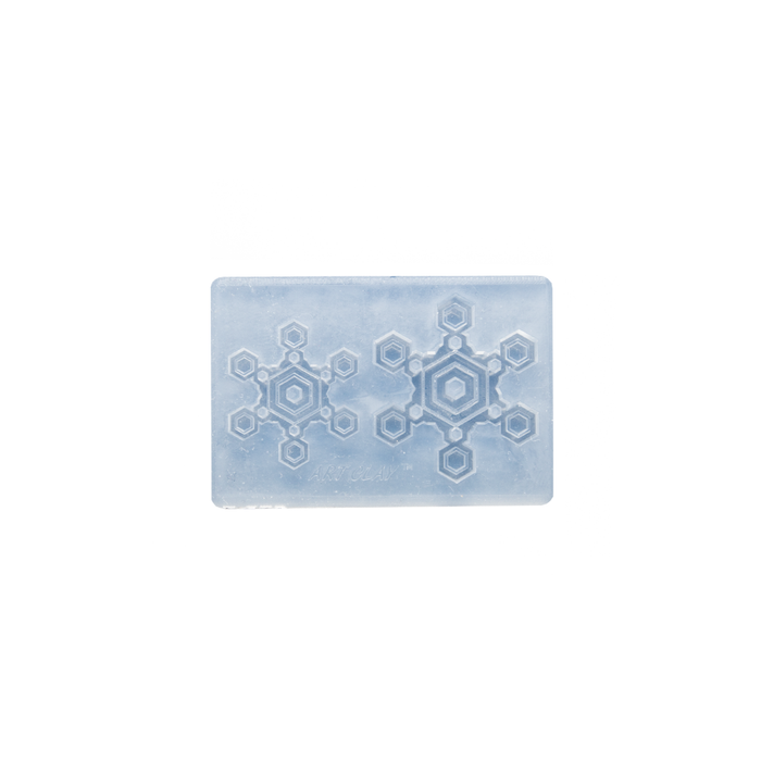Stellar Plate Snowflake Silicone Mould