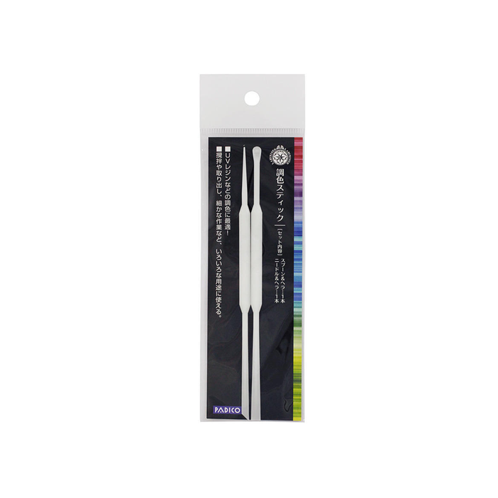Mixing sticks for UV Resin by Padico