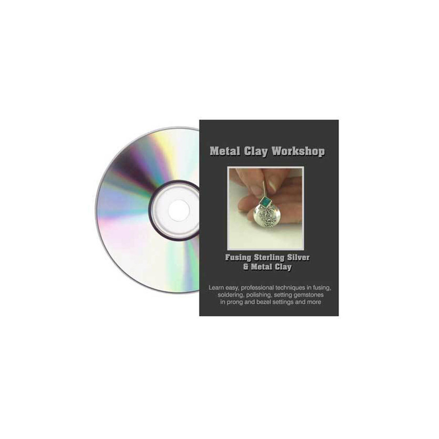 Fusing Sterling and Metal Clay DVD
