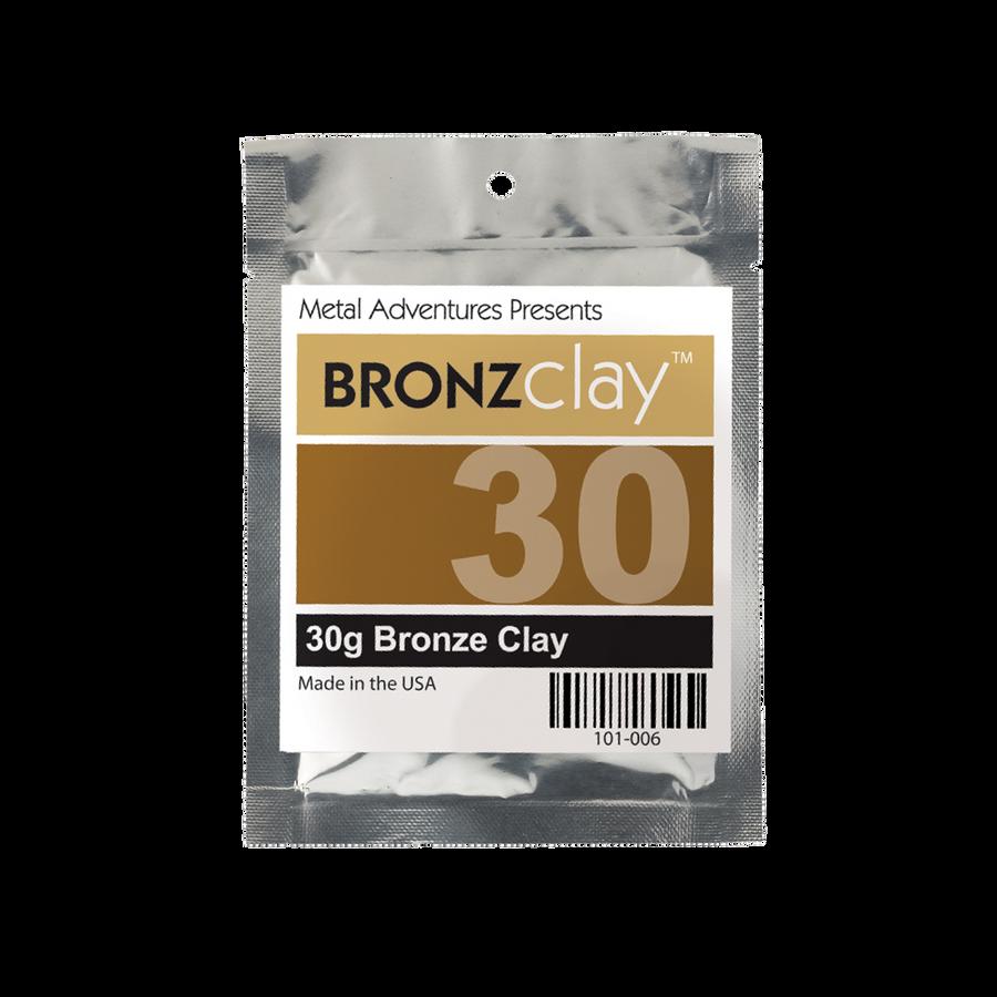 BRONZclay 30gm