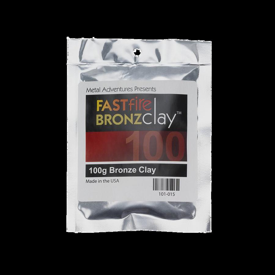 FASTfire BRONZclay 100gm