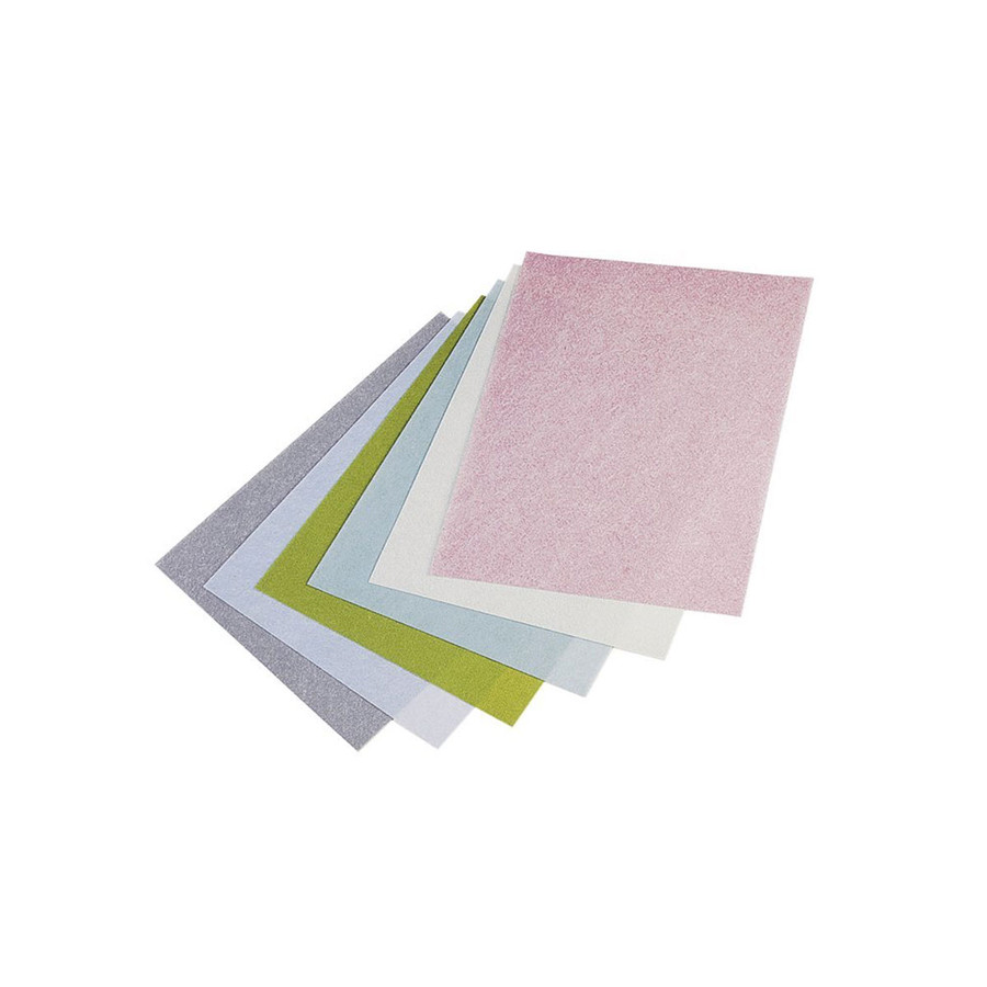 3M Polishing Papers - 12 Large sheets