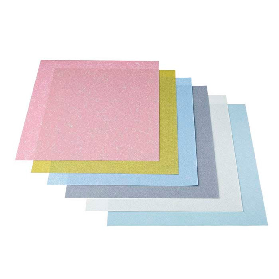3M Tri-M-Ite® Polishing Paper Assortment. Pack of 12. In this pack you get two of each of the six different grits, all US letter size (very similar to A4).