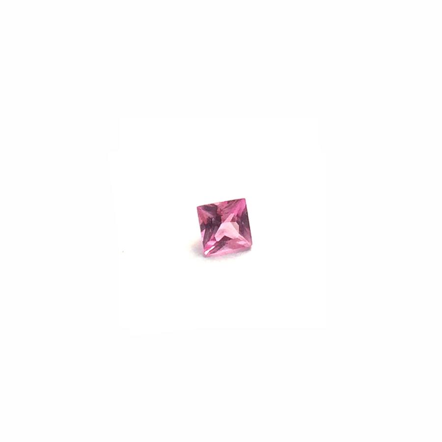 Lab Created Gemstone - Rose Square