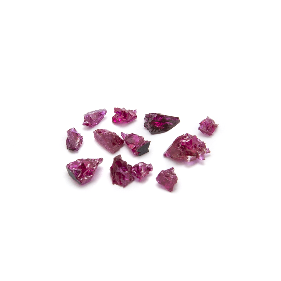 Ruby Mineral Accents