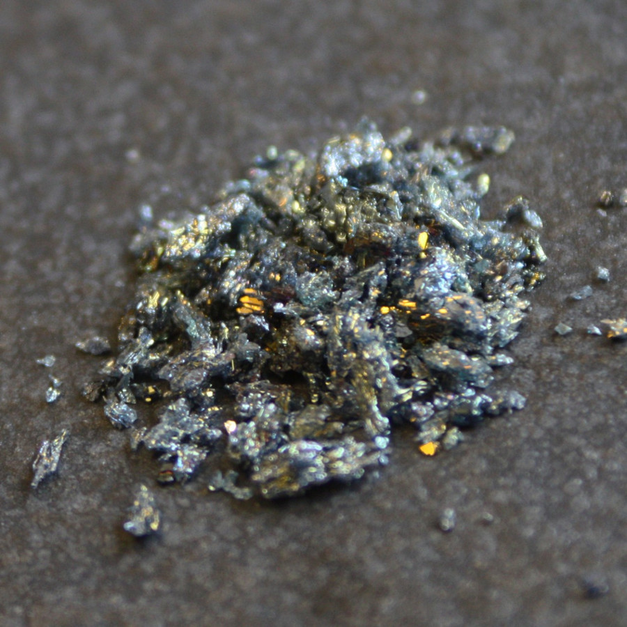 Mineral Accents - SiChrome Gold