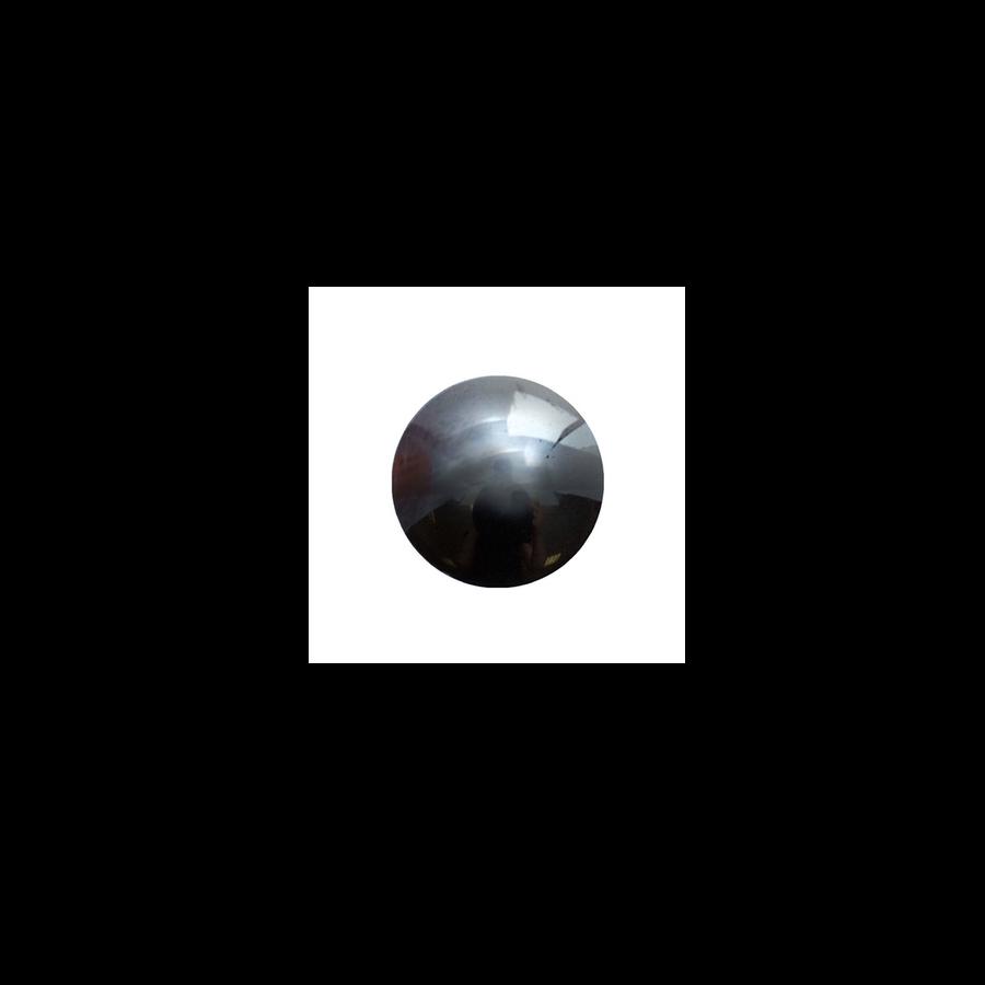 Round Cabochon - Hematite - 8mm