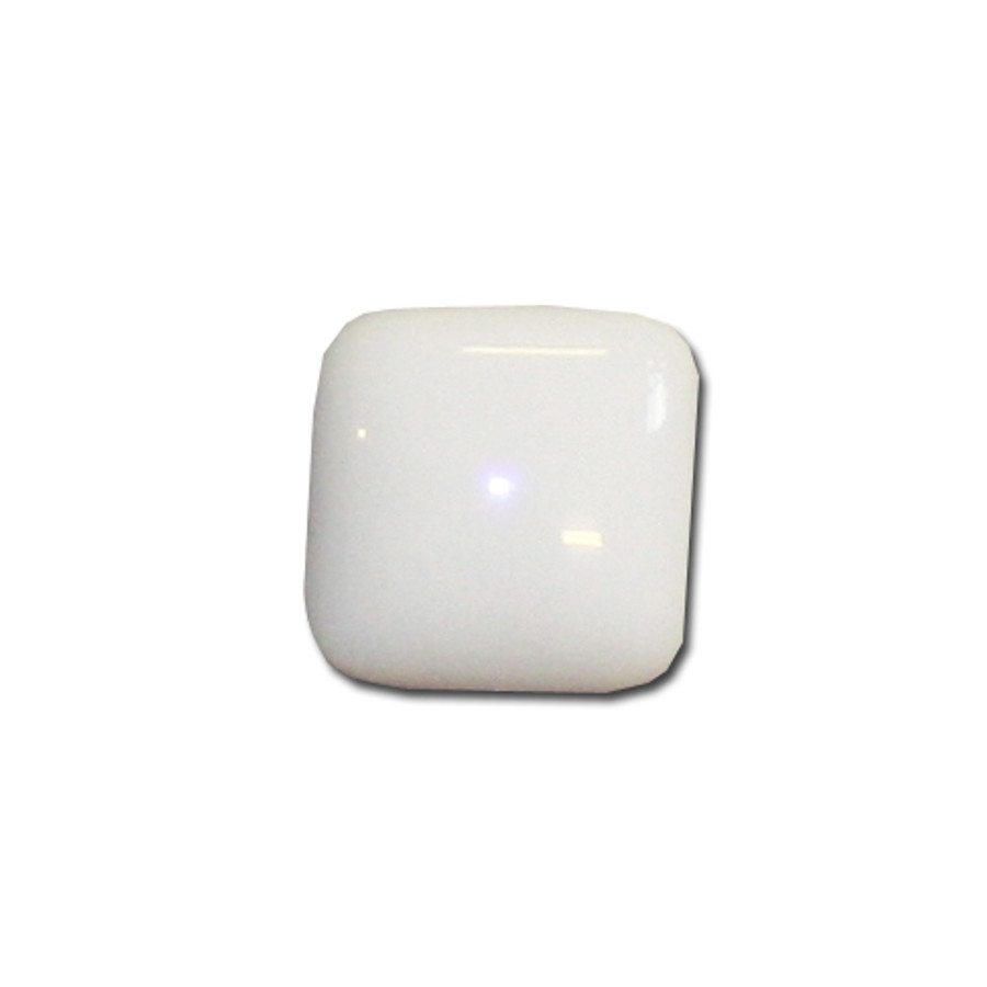 Porcelain Blank for Overlay, Square, 11x11mm
