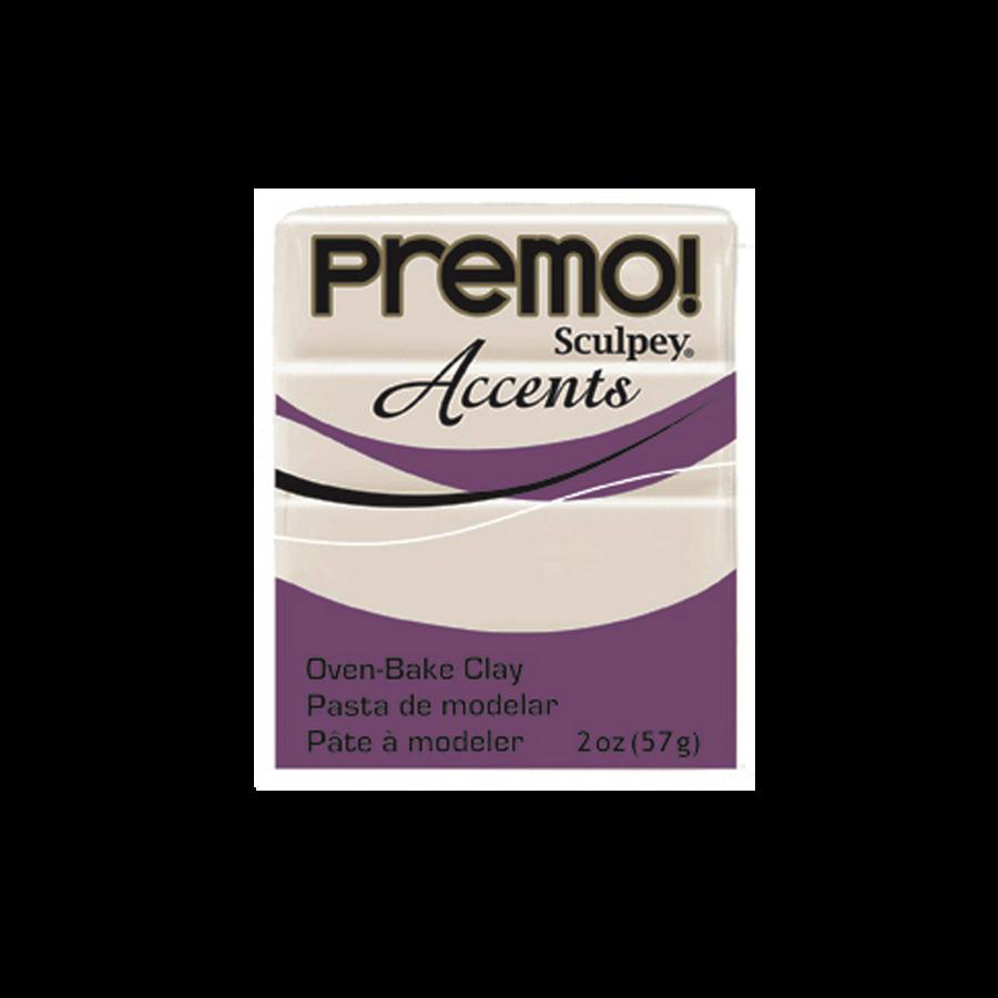Premo Sculpey Accent, Pearl