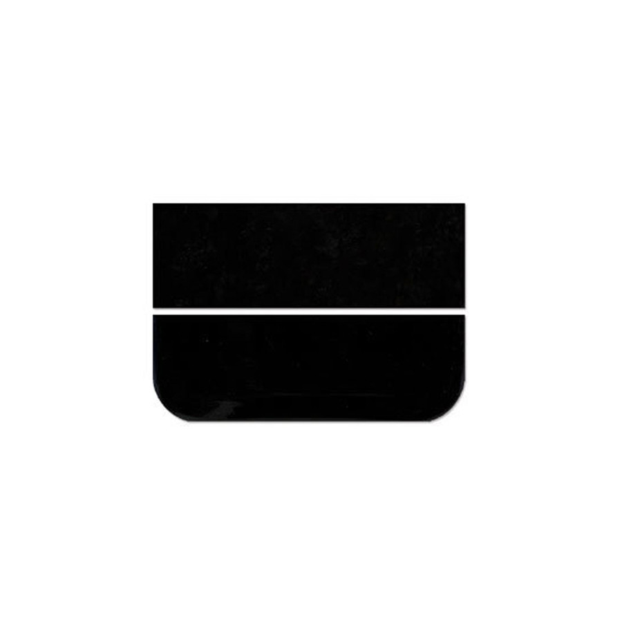Fuseworks Black Glass - Pack of 4 - 50 x 76mm