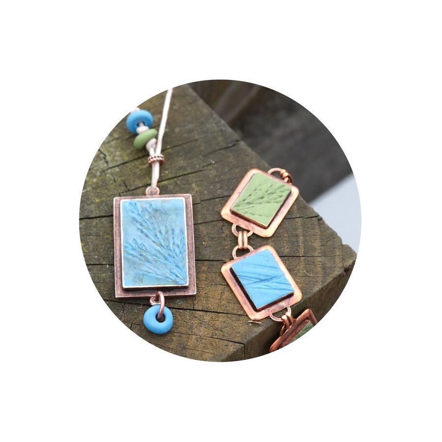 Capture Nature Necklace & Bracelet Kit