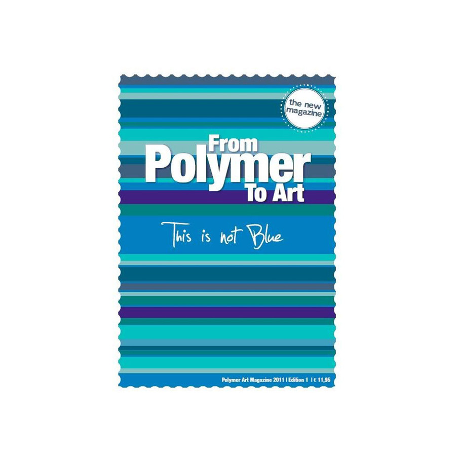 From Polymer To Art - Blue Edition