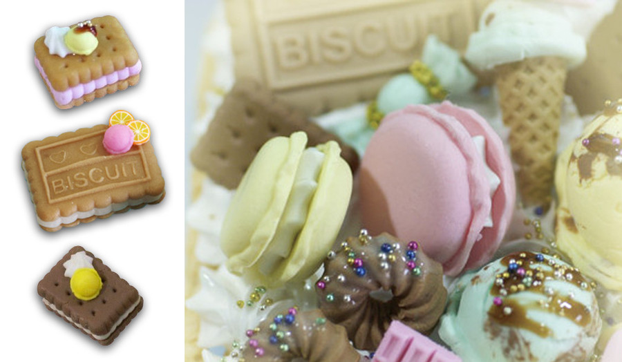 Lovely Sweets Series Mould - Ice Cream