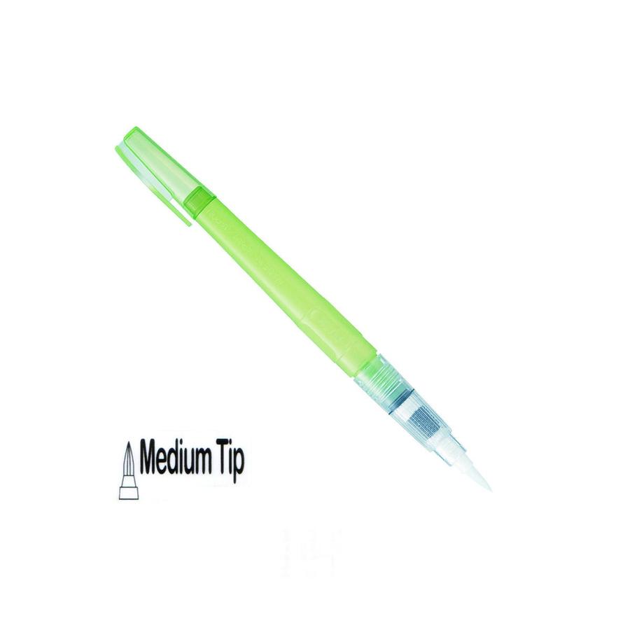 Water & Oil Brush - Medium Tip