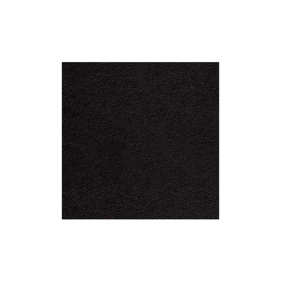 Black Acrylic Work Surface - Textured Leather Grain