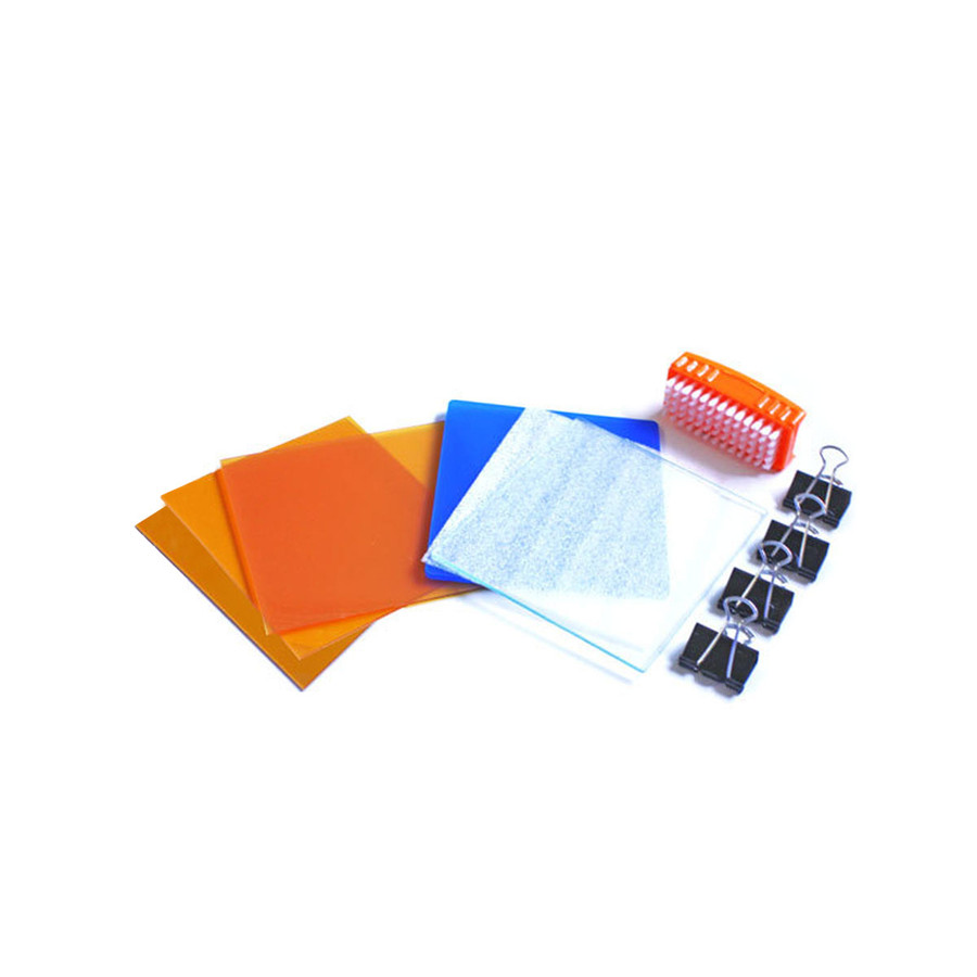 Photopolymer Plate Starter Kit