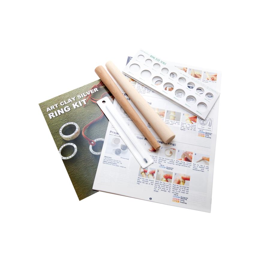 Add an Art Clay Ring Kit