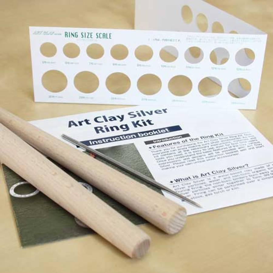 Art Clay Silver Ring Kit