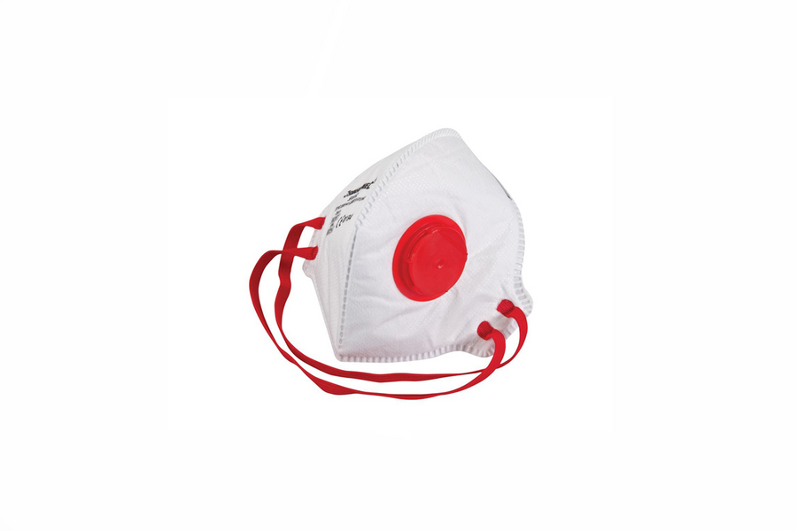 Valved Respirator Face Mask