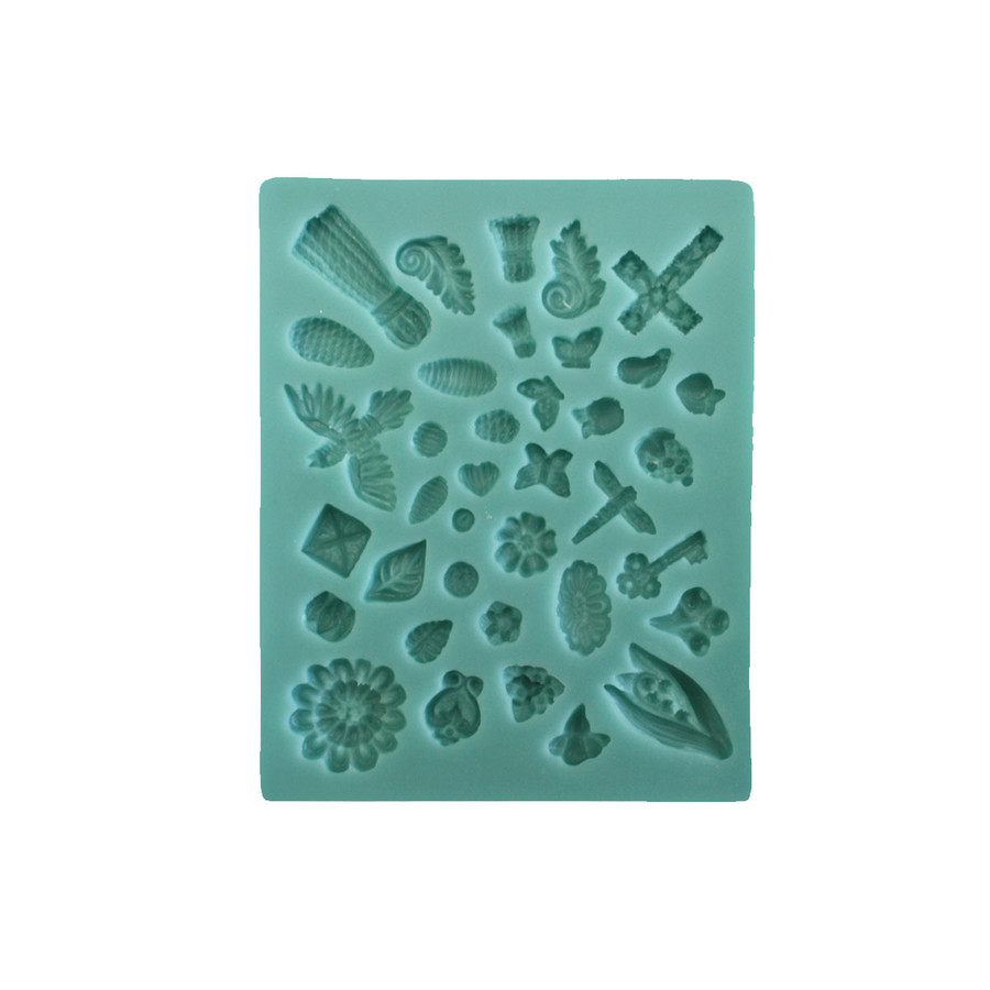 Best Flexible Moulds  by Penni Jo - Tiny Embellishments